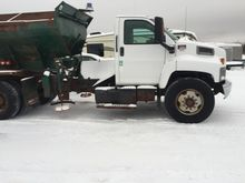 2006 GMC C8500 YES ONLY 91017 K