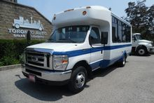 2008 FORD E350 Gas and propane