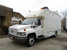 2006 GMC C5500  ONLY 59930 KMS