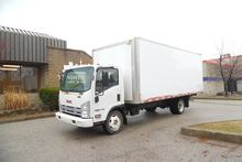 2008 GMC W5500 H.D. Cab over