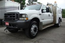 Used 2004 FORD F-550