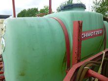 Schmotzer 400 Liter Tank mit Pu