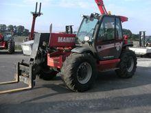 2011 Manitou MLT 845-120 LSU