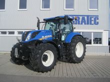 New Holland T 7.270 Auto Comman