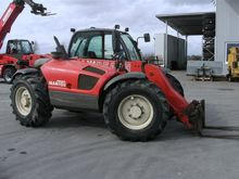 Used 2002 Manitou ML