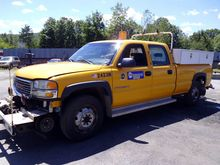 Used 2002 GMC 2500HD