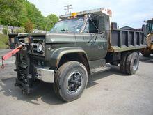 Used 1988 GMC C7D042