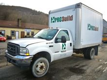 2003 Ford F450