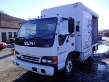 Used 2002 Isuzu NQR