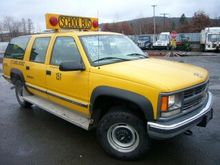 1999 Chevrolet 2500 Suburban