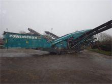 Used 2014 POWERSCREE