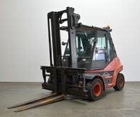 2012 Linde H 80 D-396