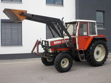 1984 Steyr 8.080