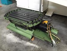 Used rotary table FPT