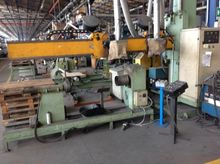 Used welding machinery for pipe
