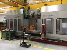Used machining center TWIN ACES