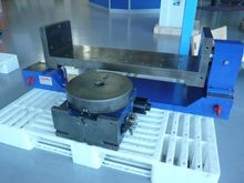 Used hydraulic indexing table S