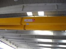 Used crane PELLEGRINI 5 ton