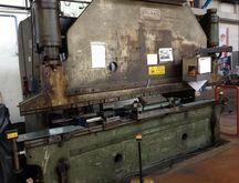 Used press brake COLGAR 3000x80
