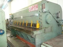 Used mechanical guillotine shea