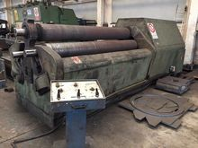 Used plate bending machine DUCC