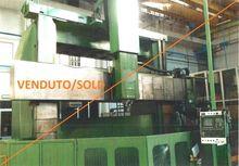 Used vertical lathe TITAN SC 43