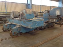 Used heavy duty rolls positione