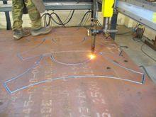 Used pantograph three heads SID