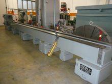 Used conventional lathe MERLI C