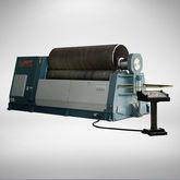 JMT HRB-3 Hydraulic 3-Roll Plat