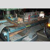 Lockformer 18 Ga. Slitter Table