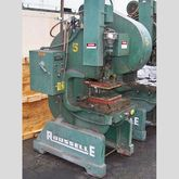 Rouselle 25 Ton Punch Press