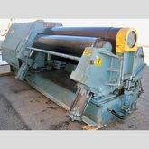 Used Bertsch 4 Roll
