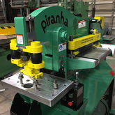 Piranha 50-ton Ironworker for S