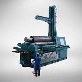 JMT HRB-4 Hydraulic 4-Roll Plat