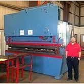 HTC 300 Ton Press Brake
