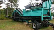 Used POWERSCREEN 5x1