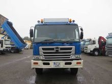 2004 Hino FS Tippers