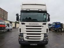 2011 Scania R Series R480 Topli