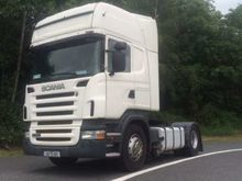 2009 Scania R Series R420 Tract