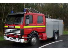 1993 Scania 3 Series P93 Fire E