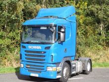 2010 Scania G Series G400 Tract