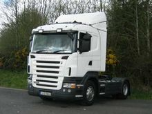 2007 Scania R Series R480 Tract