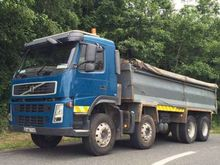 2007 Volvo FM Tippers