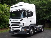 2010 Scania R Series R500 Tract