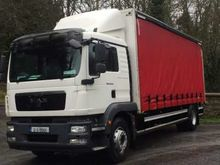 2012 MAN TGM Curtainsiders