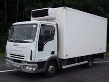 2005 Iveco Refrigerated Box