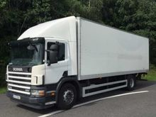 2003 Scania 4 Series P94 Box Va