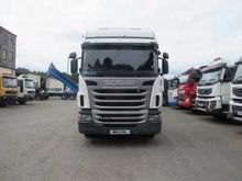 2011 Scania G Series G440 High