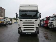 2010 Scania R Series R480 Topli